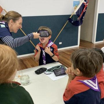 Blind Taste Testing Experiment for the Joeys