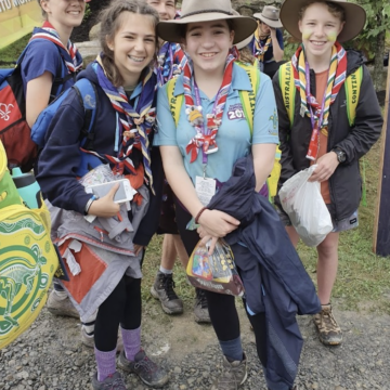 World Scout Jamboree - Getting to know some of the English Scouts