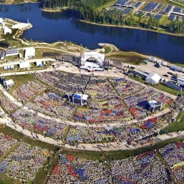 World Scout Jamboree - What 40000 scouts looks like