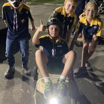 Cub Billy-cart Challenge