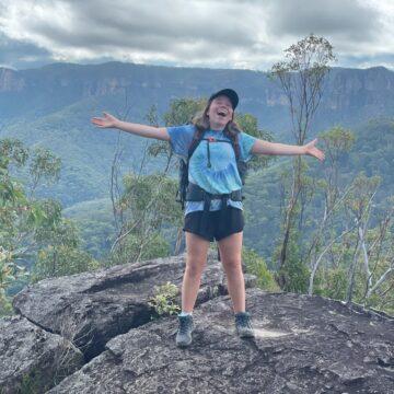 Trekking Mt Solitary