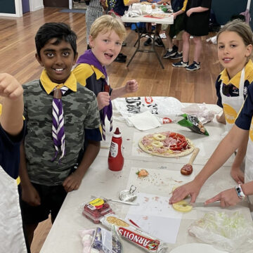 Cooking with Cubs